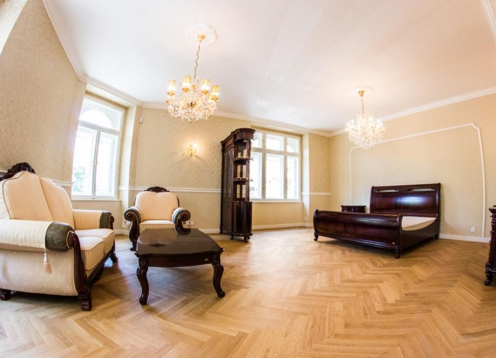 Luxusní byt u Vltavy - 97m 1