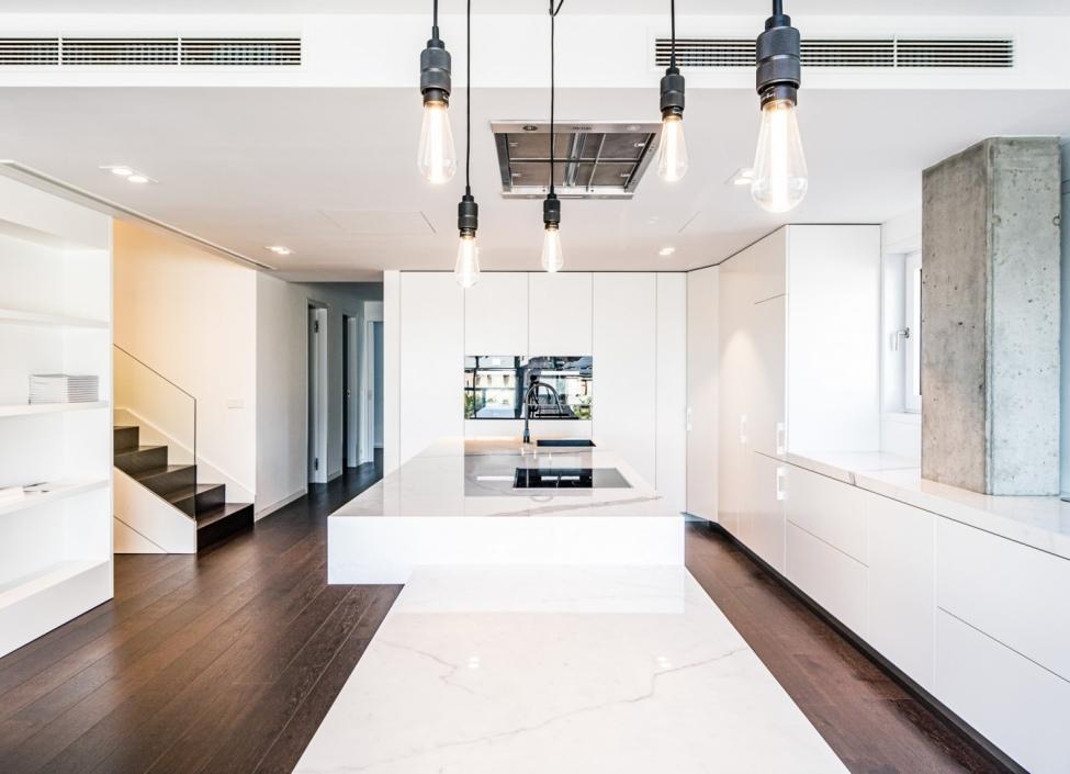 Luxusní loft na Praze 5 - 266m 0