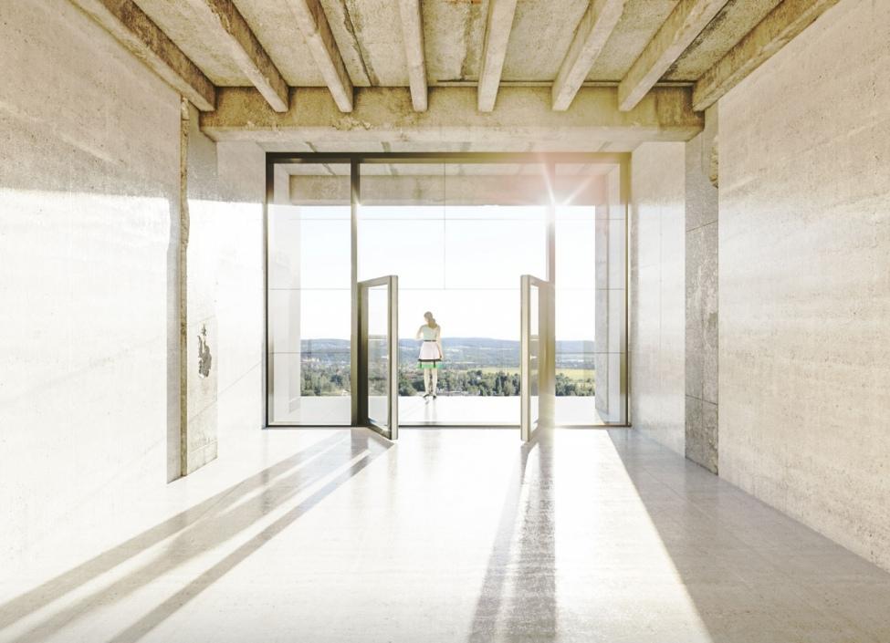 Luxusní loftový byt na Praze 4 1