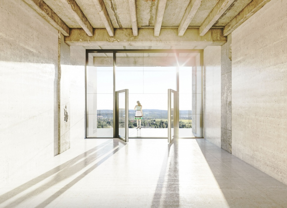 Loftový byt na Praze 4 - 56m 1