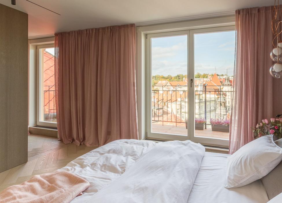 Luxusní byt v centru Prahy 1