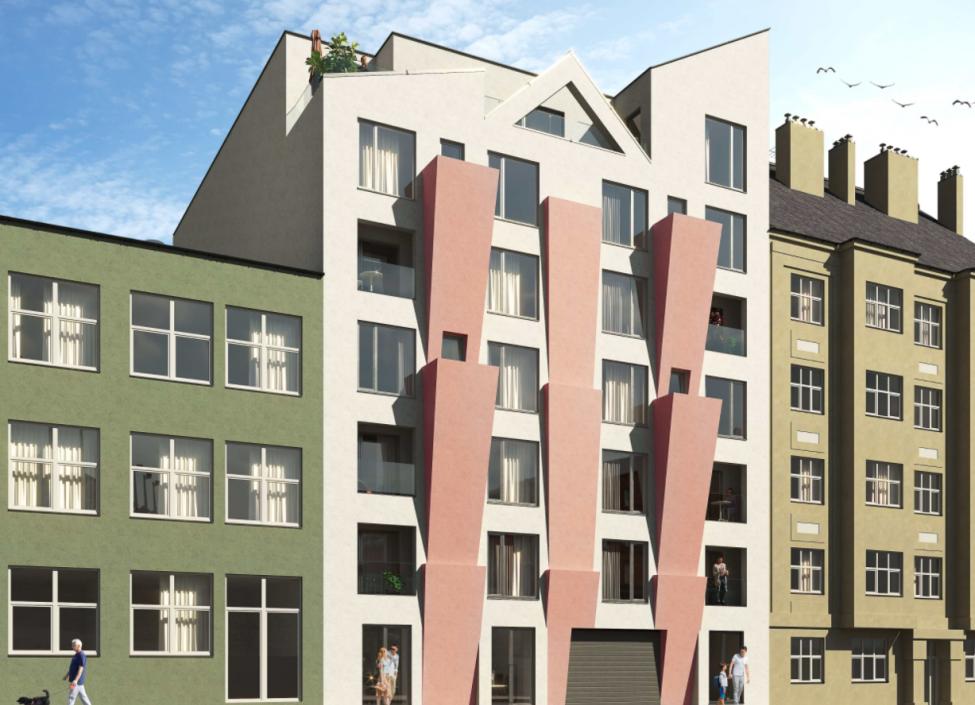 Byt na prodej - Praha 9 - Libeň - 49m 0