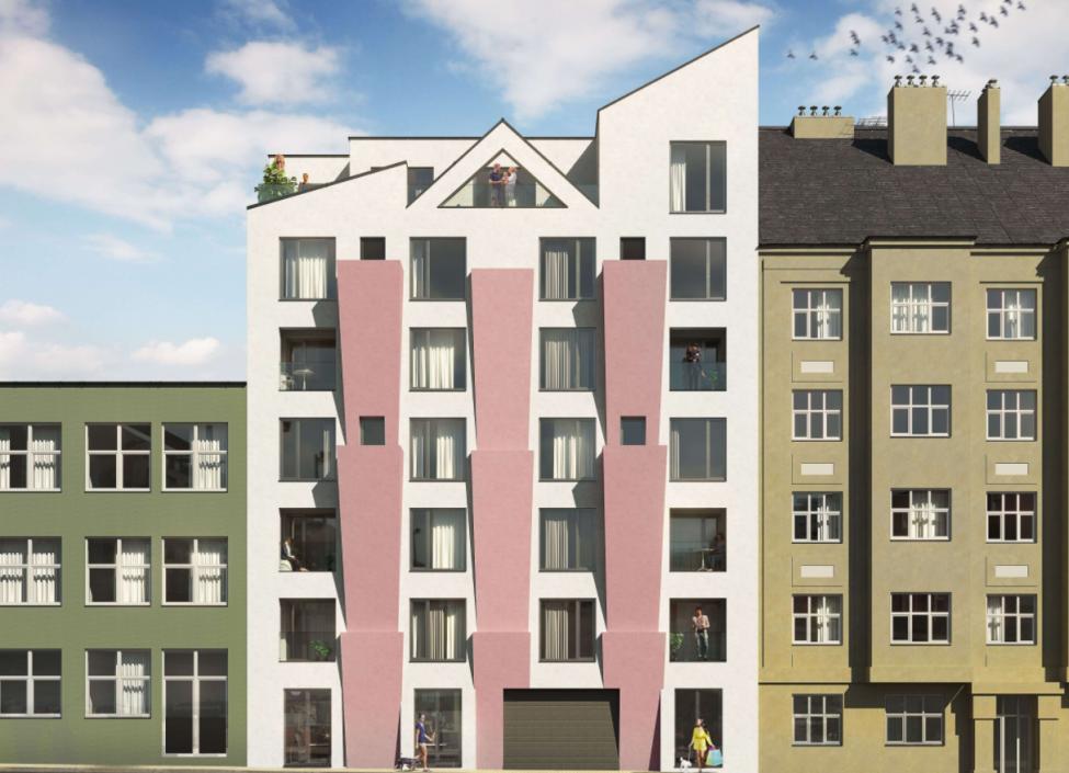 Byt na prodej - Praha 9 - Libeň - 90m 0