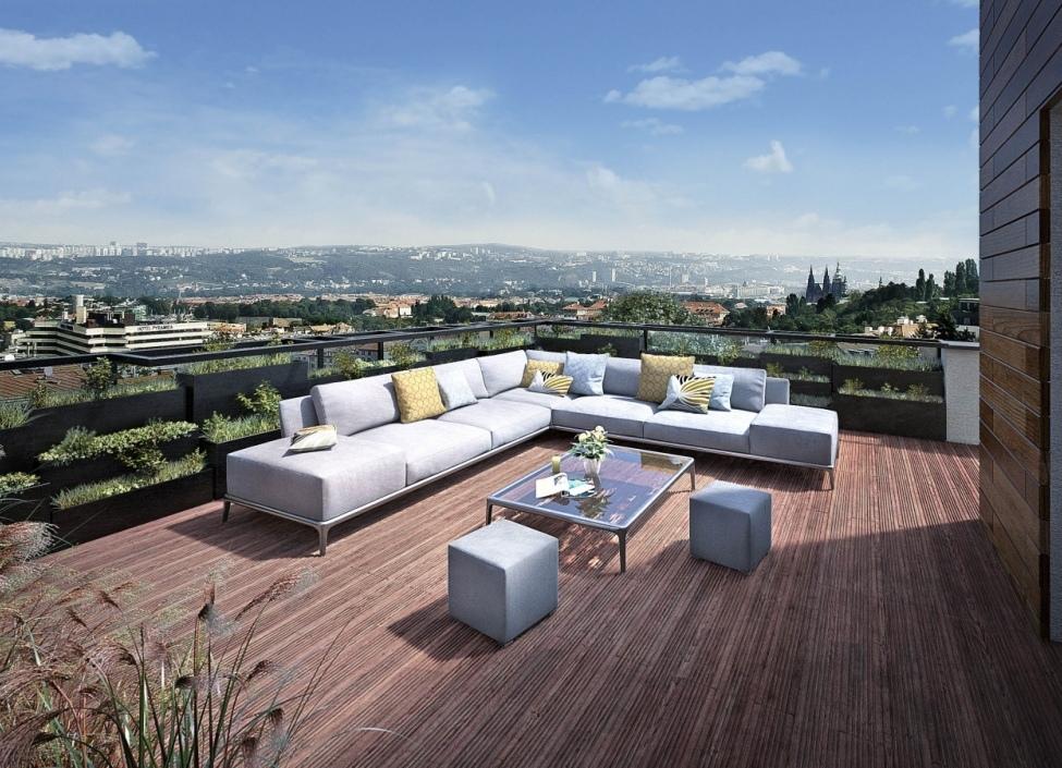 Luxusní vila na prodej Ladronka 644m 0
