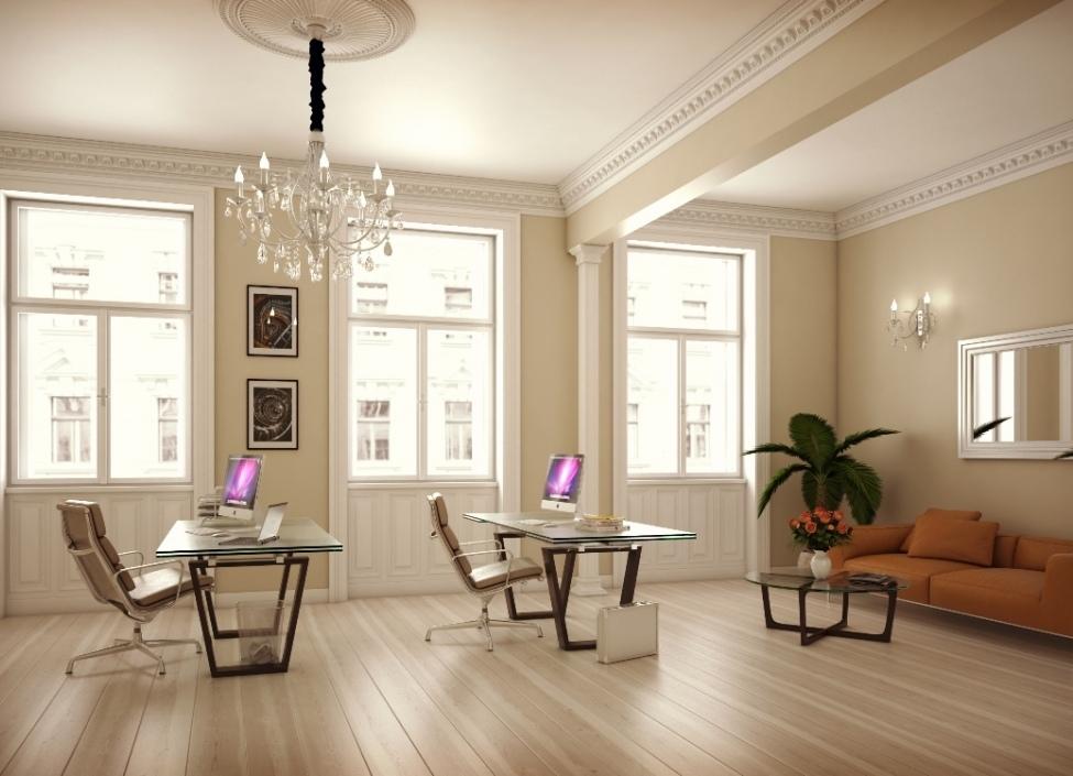 Luxusní kancelář na Praze 1- 132m 1