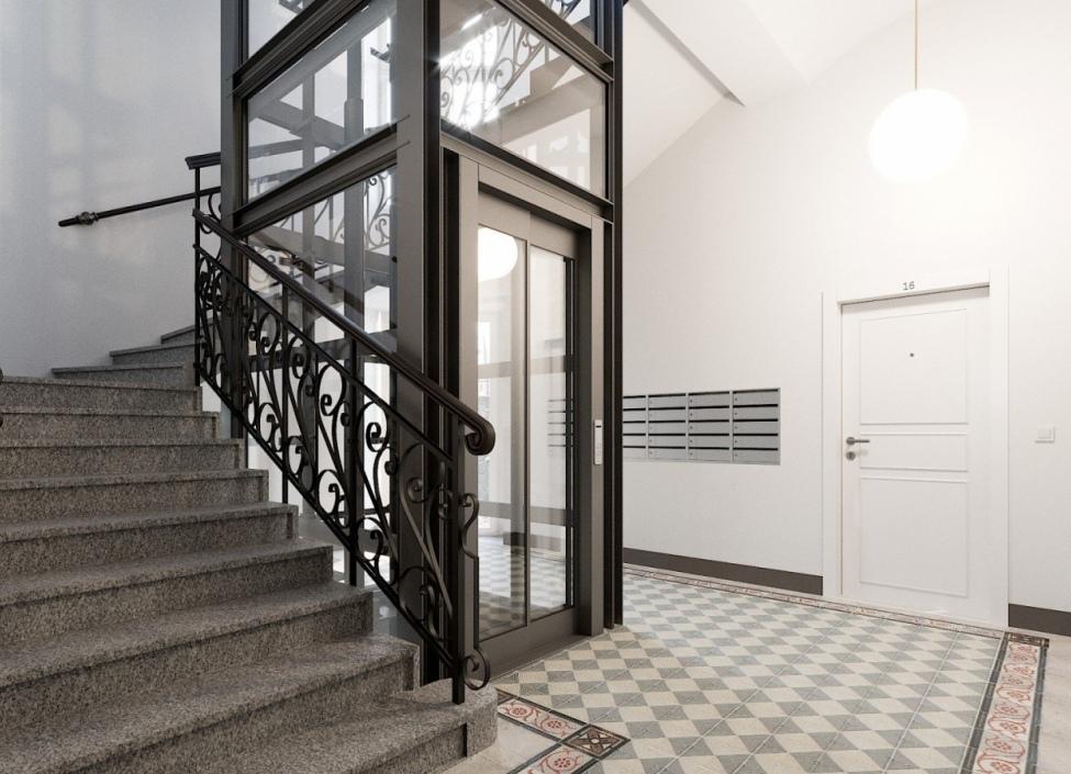 Obchodní prostor prodej Praha 3 - 78m 1