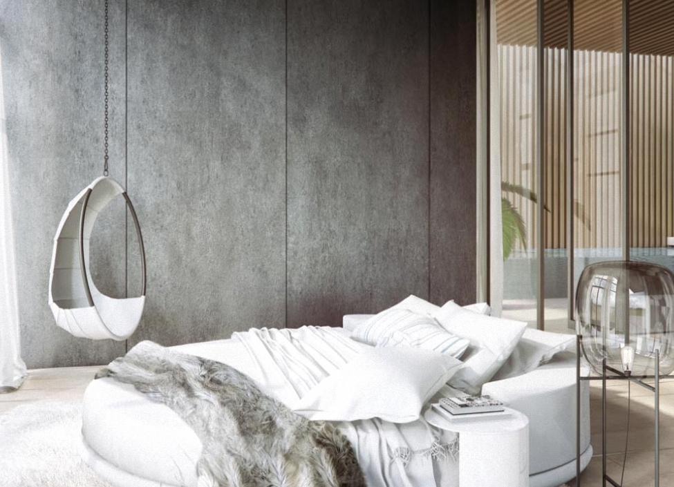 Luxusní loftový byt Praha 4 - 86m 0