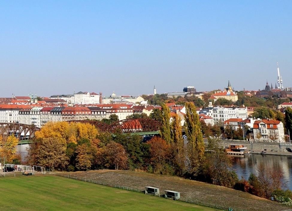 Luxusní byt na prodej Praha 5 - Smíchov 115m 0