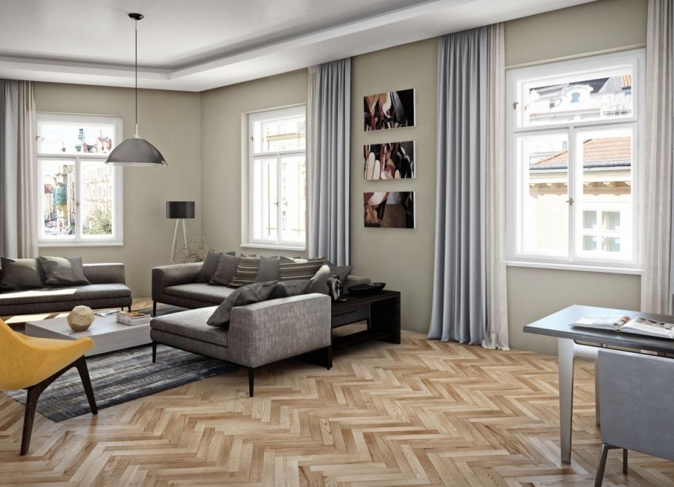 Luxusní byt v centru Prahy130m 1
