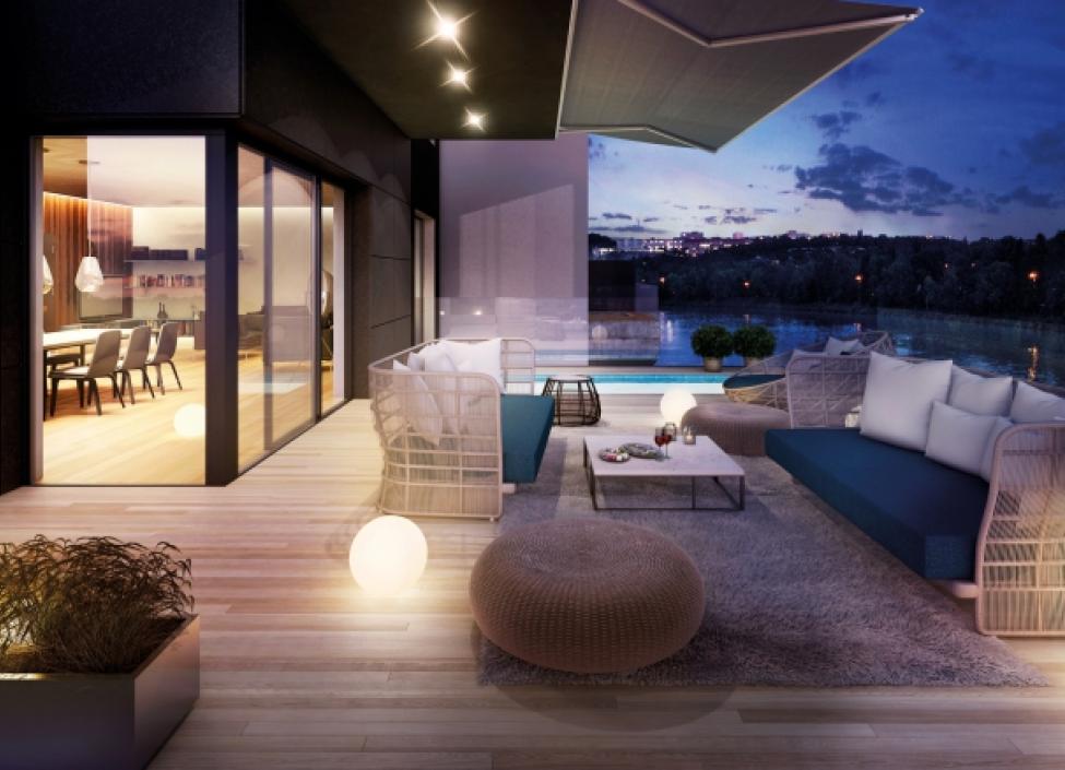 Luxusní byt na prodej Praha 7 - 204m 0