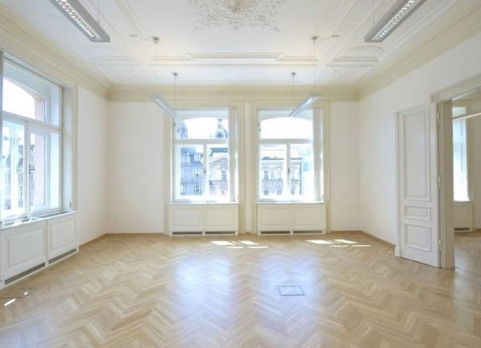 Luxusní kanceláře na pronájem, Praha 1 - 175m2 1