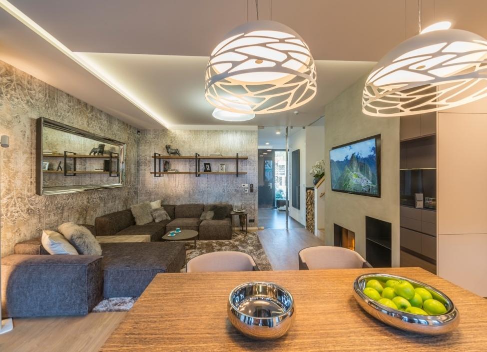 Luxusní vila Praha prodej 380m 1