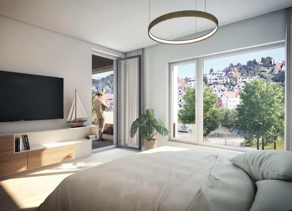Luxusní rodinný dům na prodej Praha 4 - Braník - 229m 0