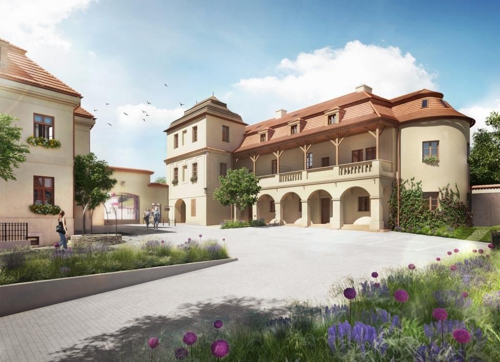 Luxusní byt s terasou Troja 111m 0