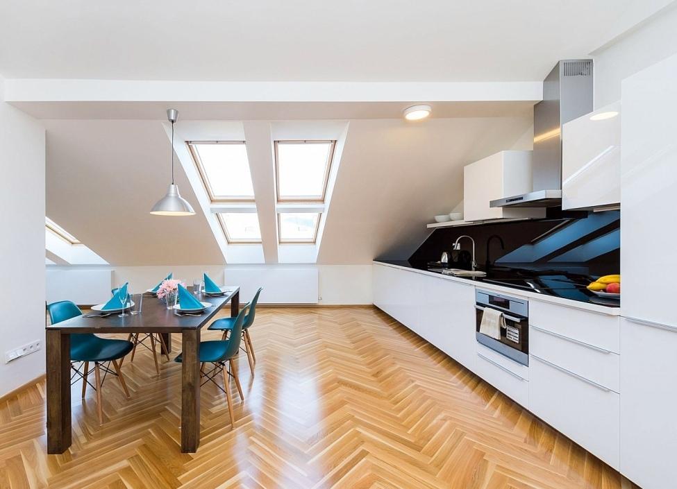 Luxusní byt na prodej na Praze 1 - 95m 0