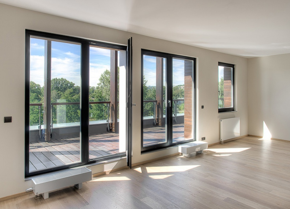 Luxusní byt s výhledem na Vltavu 128m 1