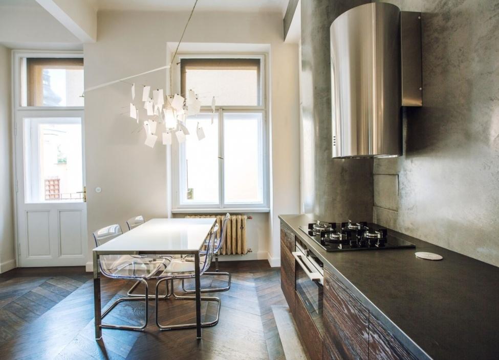 Luxusní byt s terasou 100m 1