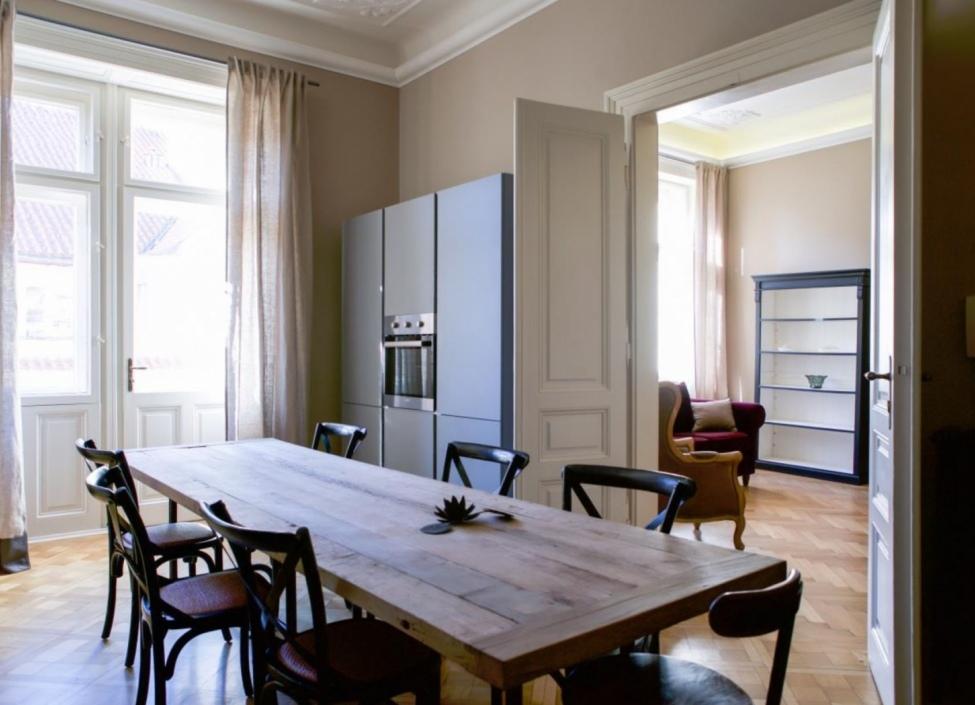 Luxusní byt na prodej Malá Strana - 124m 1
