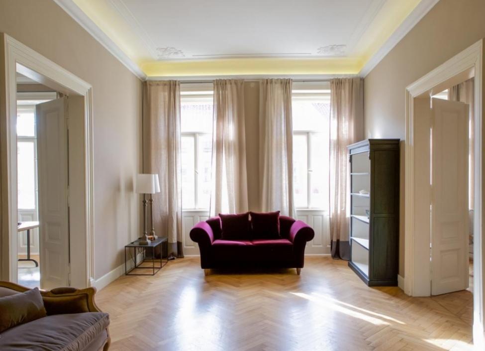 Luxusní byt na prodej Malá Strana - 124m 0