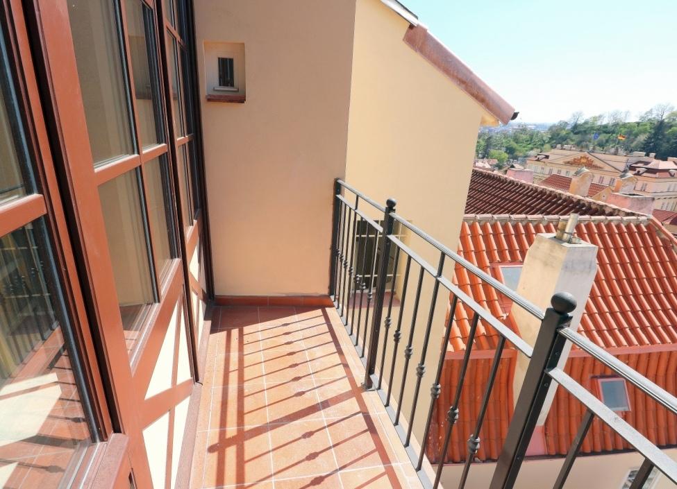 Luxusní byt Praha 1 - Malá Strana 66m 1