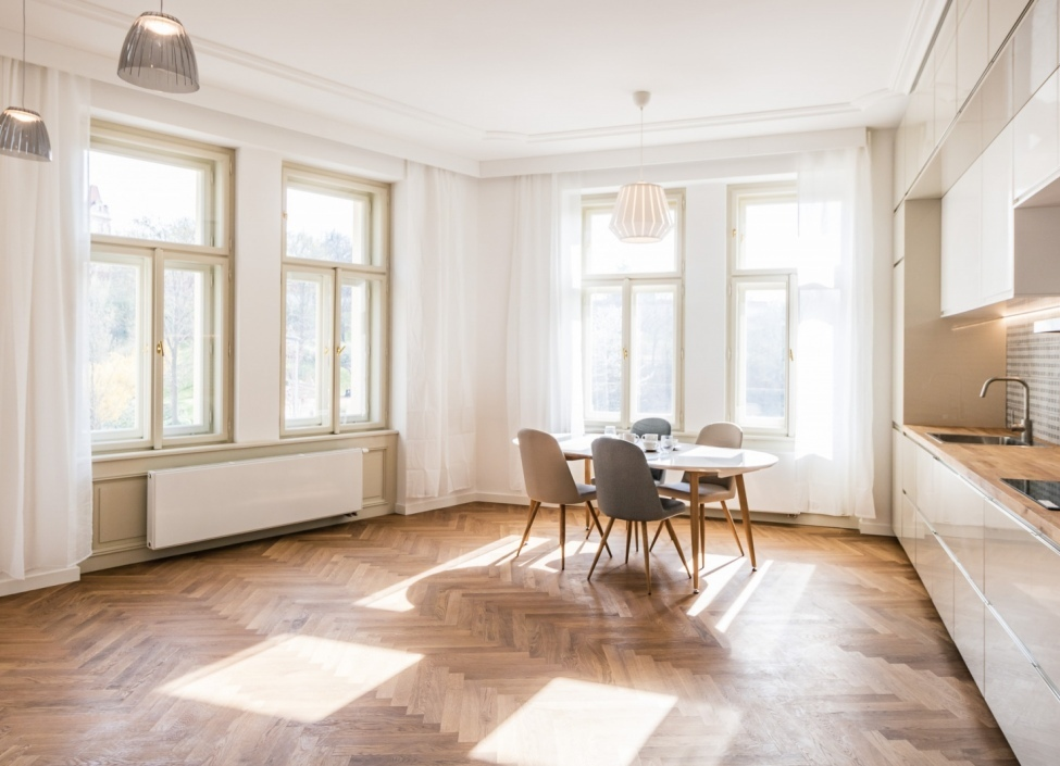 Pronájem bytu Vinohrady - 117m 0