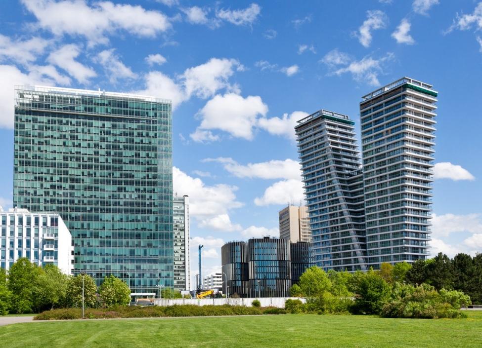 Luxusní byt na pronájem - V Tower 112 m2 0
