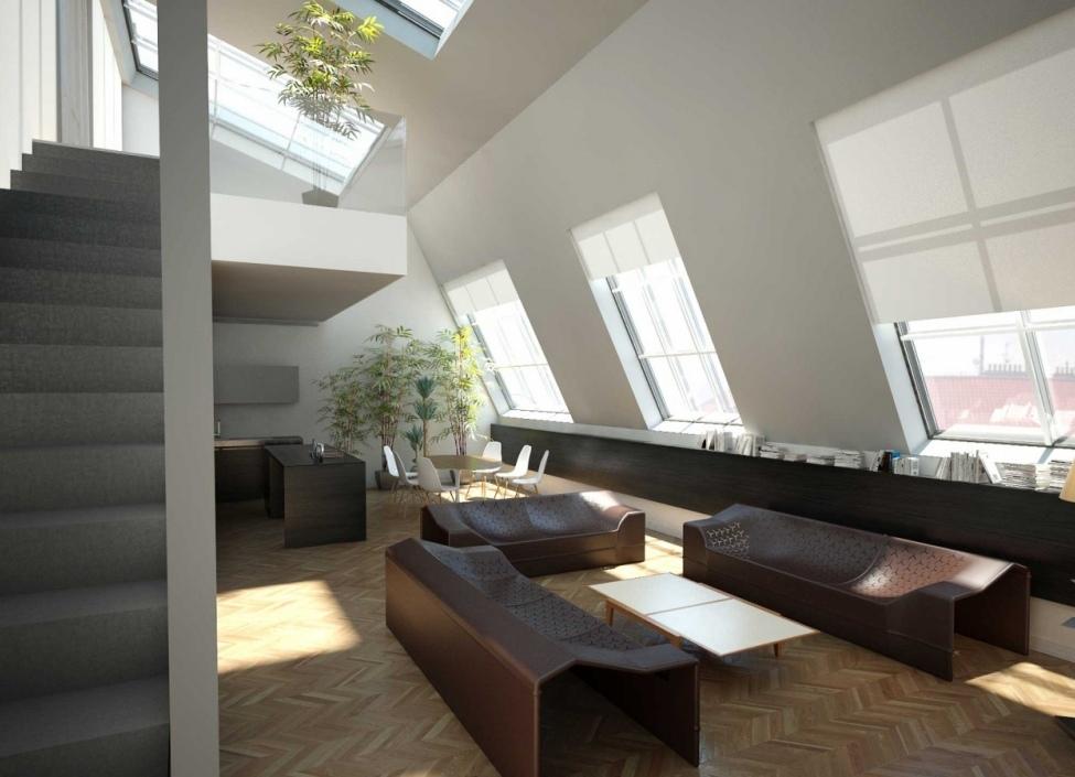 Luxusní byt Staré Město 68m 0