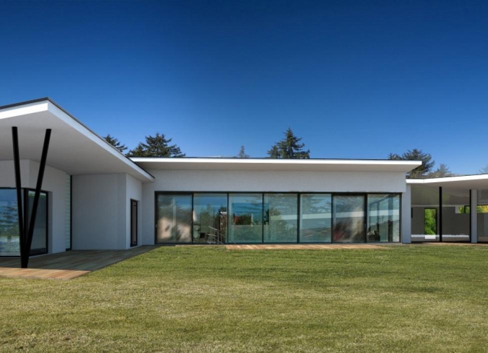 Luxury villa for sale - Prague - zapad - 632m 0