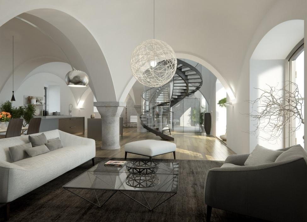 Luxusní byt Praha 6 - 145m 1