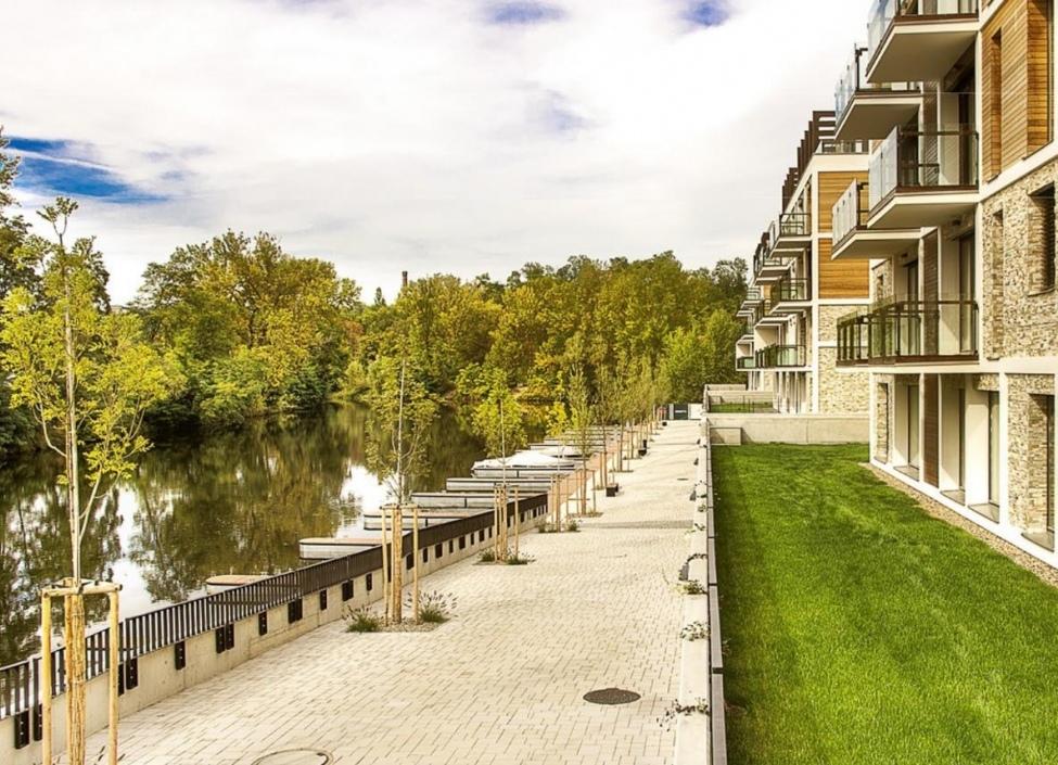 Byt s terasou na prodej Praha 8 155m 1