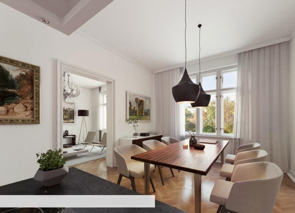 Prodej bytu Vinohrady - 23m 1