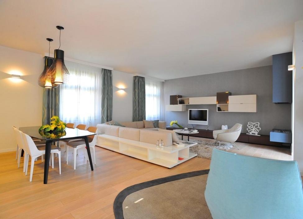 Luxusní byt Petrské náměstí 153m 0