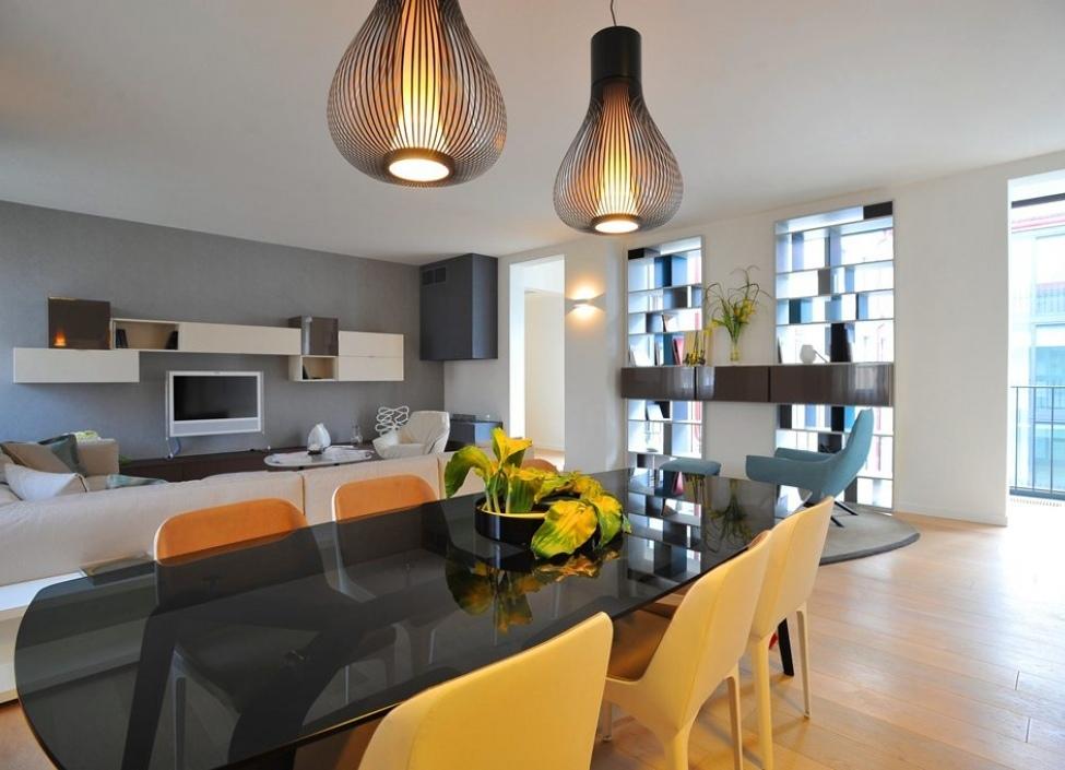 Luxusní byt v centru Prahy 121m 0