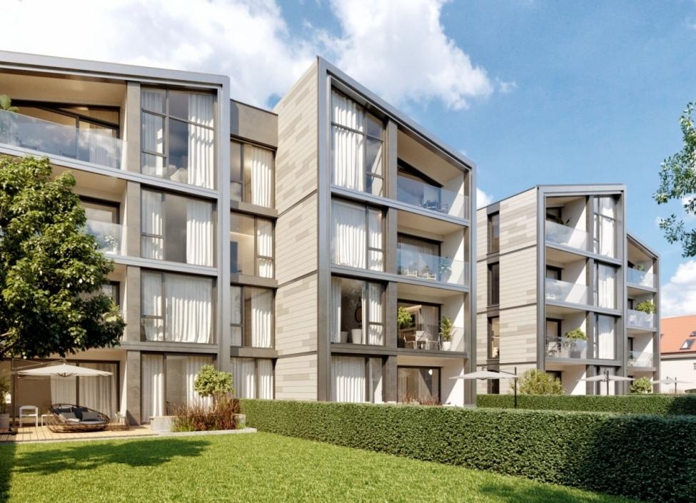 Luxusní byt se zahradou Praha 6 - 234m 0