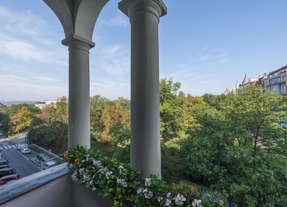 Prodej bytu Vinohrady - 92m 0