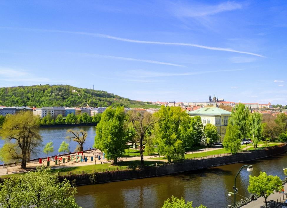 Luxusní byt na pronájem - Praha 1 - Nové Město - 114m 1