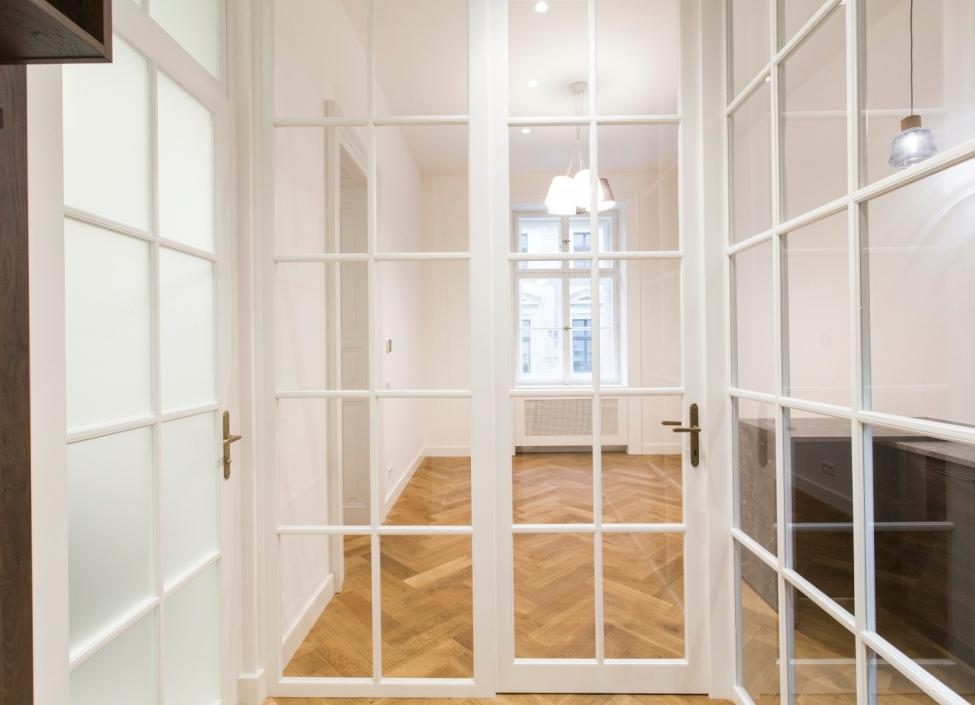 Luxusní byt na pronájem - Praha 1 - Nové Město - 44m 1