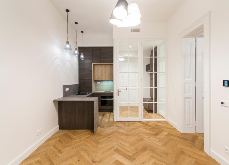 Luxusní byt na pronájem - Praha 1 - Nové Město - 44m 0