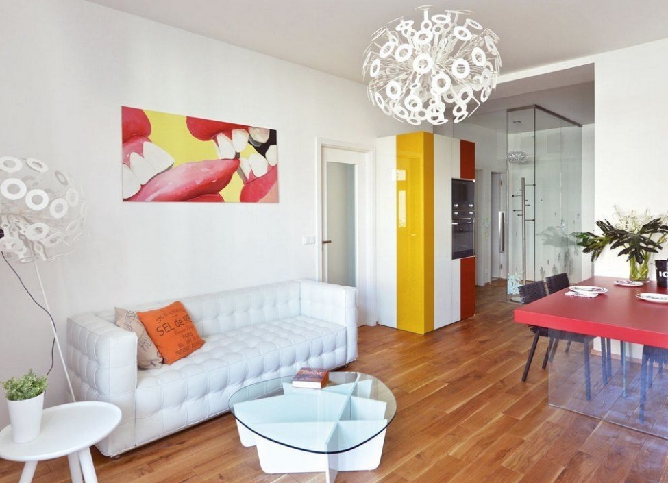Luxury apartment for sale Dejvice, 37m 0