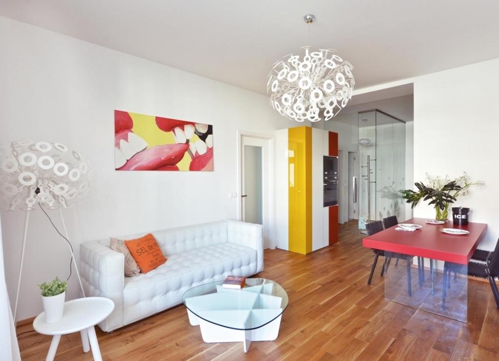 Luxusní byt na Praze 6 - 62m 1