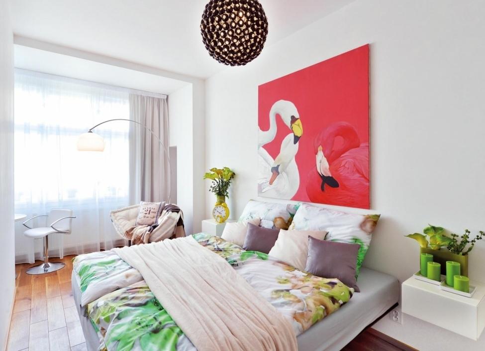 Luxury apartment in Dejvice 83m 1