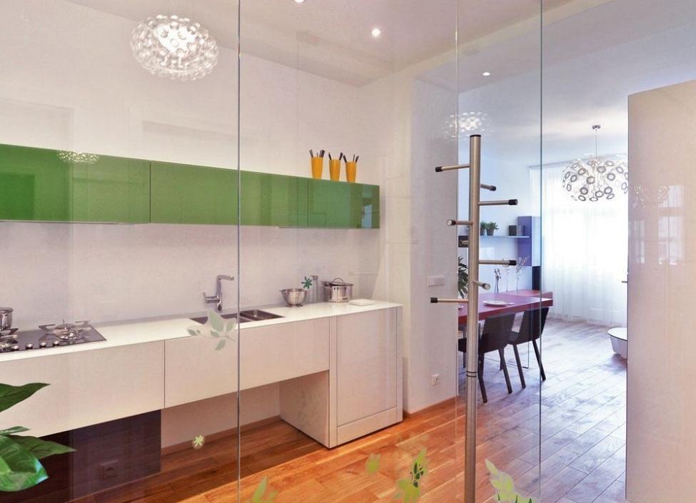 Luxury apartment for sale Dejvice, 37m 1