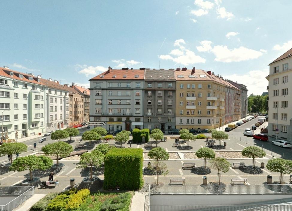 Luxusní byt na Praze 6 - 49m 0