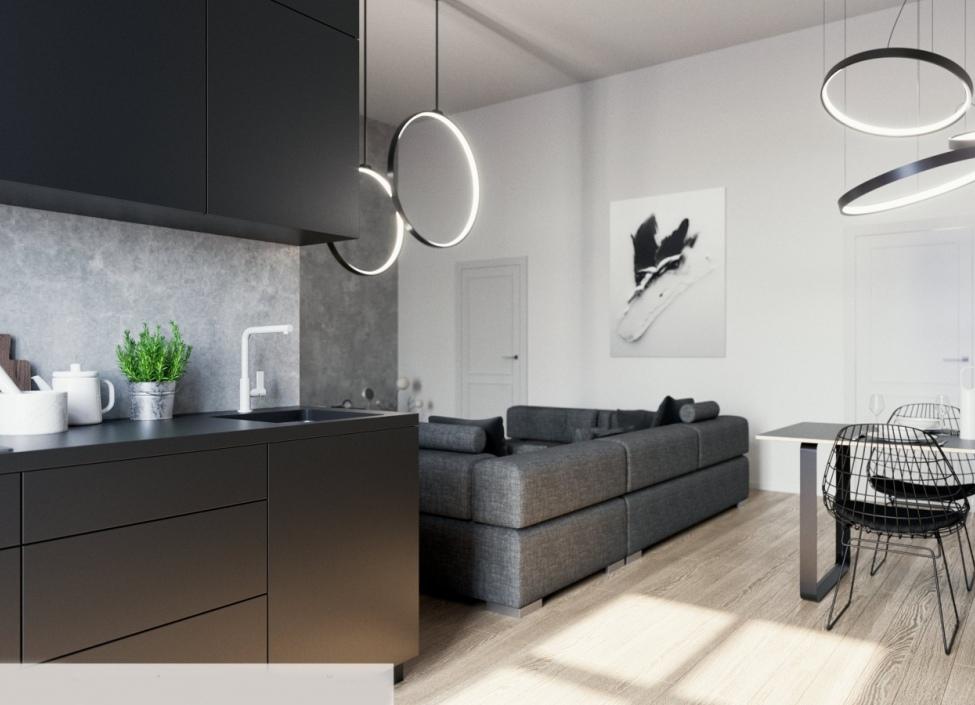 Prodej bytu Praha 1 - 74m 0