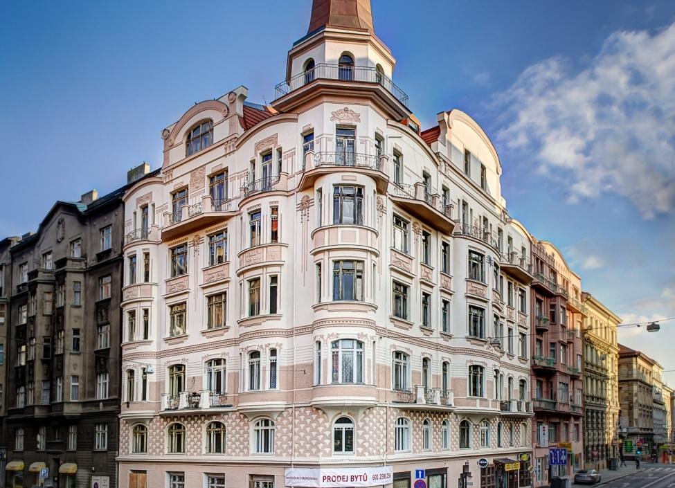 Byt na pronájem Praha 5 - 35m 1